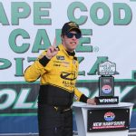 Brad Keselowski Breaks Drought With Monster Energy Cup Pole At NHMS