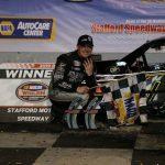 Late Push: Bryan Narducci Uses Last Lap Pass To Win SK Light Modified Feature At Stafford