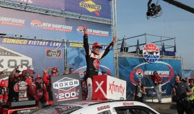 Christopher Bell Thumps The Field In NASCAR Xfinity Win At NHMS