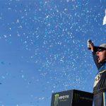 After Winning At NHMS, Kevin Harvick Celebrates Racing At Stafford And Beyond