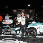 Sliding Home: Justin Bonsignore Wins In Whelen Mod Tour Buzz Chew 200 Thriller At Riverhead Raceway