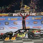 Protégé Pride: Keith Rocco Wins TC 13 SK Modified Shootout At Stafford Speedway