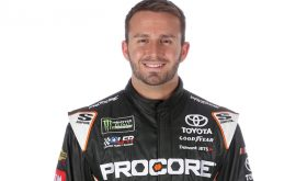Small Victory: Matt DiBenedetto Joins The Party Up Front In Foxwoods Resort Casino 301 At NHMS