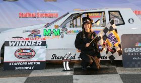 Competitive Racing Makes For Tight Points Battle In Street Stock Division At Stafford