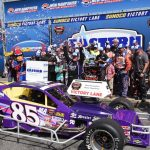 Short Stop: Ron Silk Wins Snubbed Whelen Modified Tour Event At NHMS
