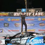 Big Gamer: Ronnie Williams Wins Bud Light Open Modified 80 At Stafford