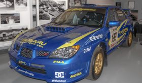 North East Motor Sports Museum Announces Rally Car Exhibit