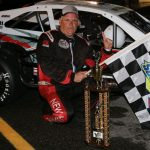 Todd Patnode Wins Rain Shortened Valenti Modified Racing Series Feature At Monadnock