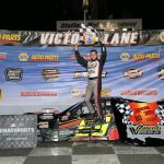 Redemption: Chase Dowling Rolls To Valenti Mod Racing Series Lincoln Tech 80 Win At Stafford