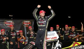 Spoiler: Doug Coby Victorious In Whelen Mod Tour Budweiser 150 At Thompson
