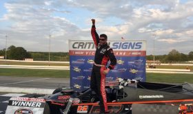 Summer Heat: Keith Rocco Gets Second Consecutive SK Modified Win At Thompson