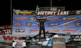 Touring Show: Ronnie Williams Scores Fifth SK Modified Victory At Stafford