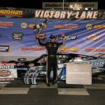 Pointing Right: Ronnie Williams Gets SK Mod Win At Stafford, Jumps To Top Of Standings