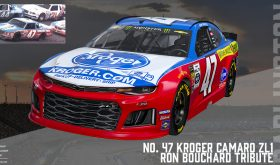 Ryan Preece To Honor Ron Bouchard With Throwback Tribute For Darlington Event