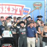 Super Sub: Bobby Santos III Gets Whelen Modified Tour Musket 250 Win At NHMS