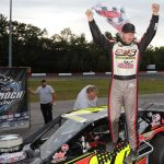 Chase Dowling Tops Field In Tri-Track Open Modified Series At Monadnock