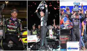 Pointed Questions: Mindsets Varied For Whelen Modified Tour Championship Contenders