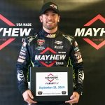 To The Top: Doug Coby Wins Pole For Whelen Modified Tour Musket 250 At NHMS