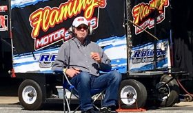 Eric Sanderson Named Grand Marshal Of NAPA Fall Final At Stafford Speedway