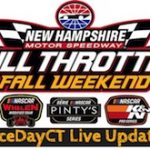 Live Updates From Full Throttle Weekend At NHMS