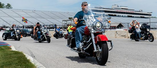 Schedule Changes For Motorcycle Week At NHMS